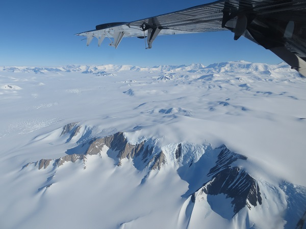 The Transantarctic Mountains