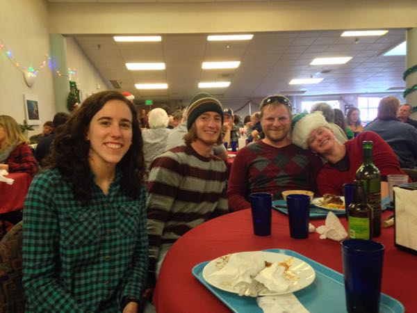 From left to right: Carol, Dave, Lee, and Elin