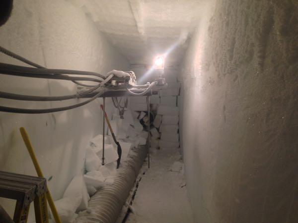 Snow Tunnels!
