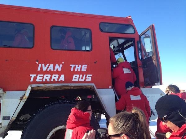 """""""Ivan"""" the Terra Bus"""