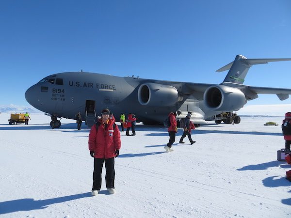 The C-17 and I